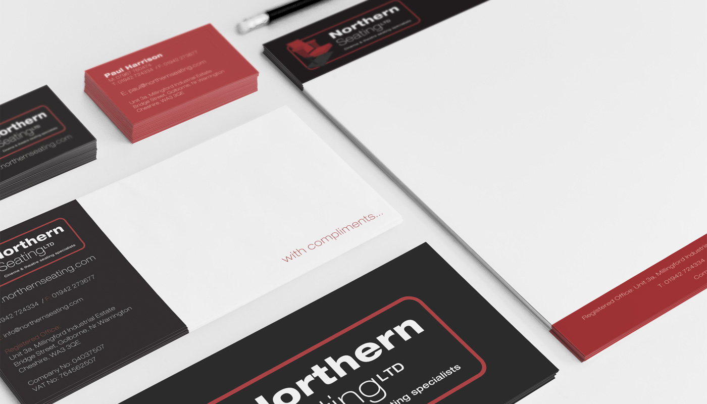 Northern Seating Ltd stationary