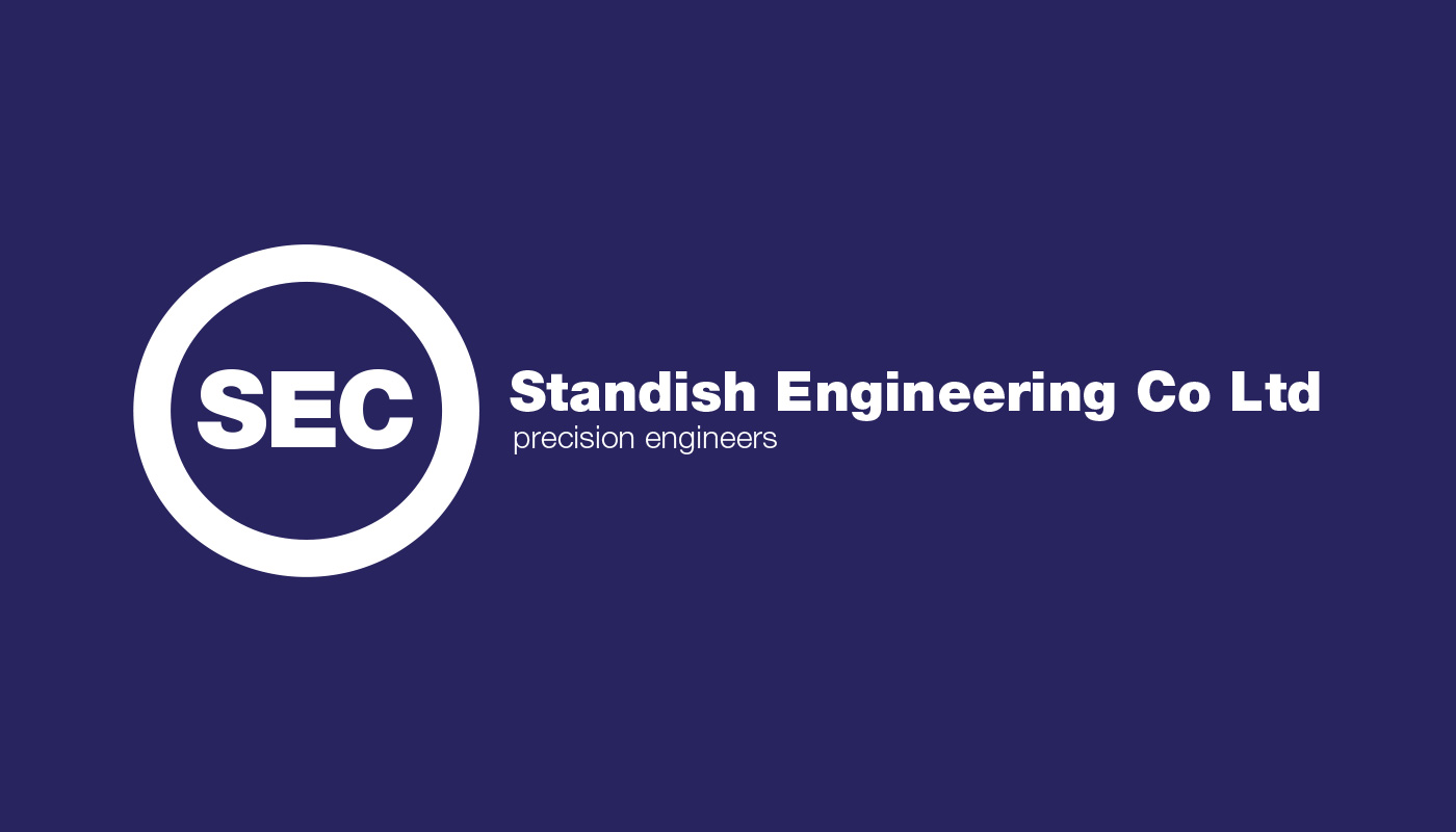 Standish Engineering branding